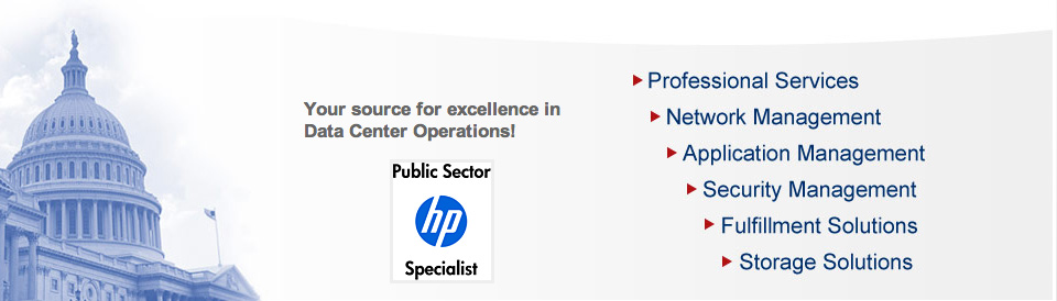 Your Source for excellence in Data Center Operations